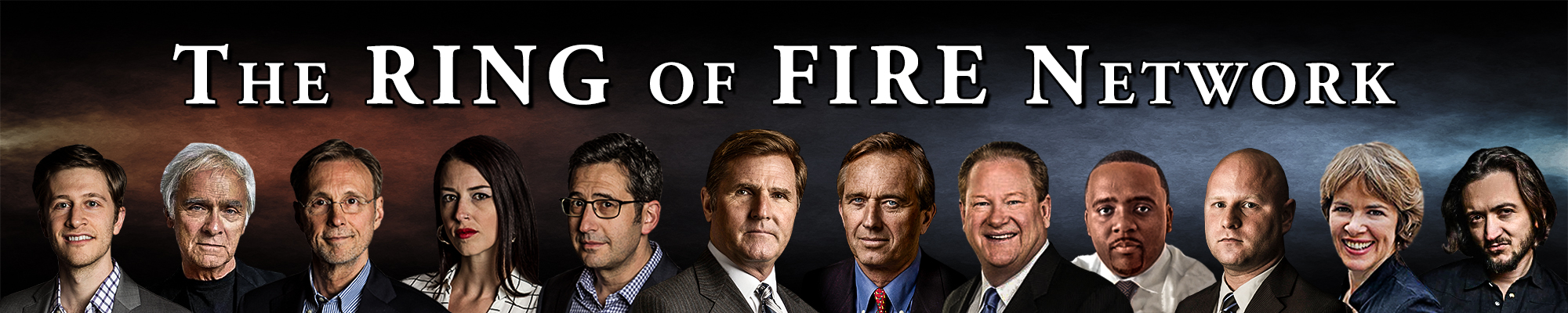 The Ring of Fire Network